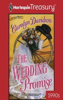 THE WEDDING PROMISE, Davidson, Carolyn