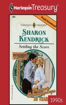 SETTLING THE SCORE, Kendrick, Sharon