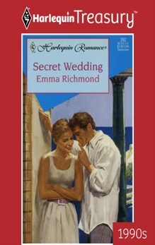 SECRET WEDDING, Richmond, Emma