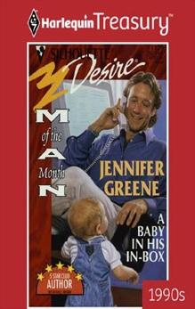 A BABY IN HIS IN-BOX, Greene, Jennifer
