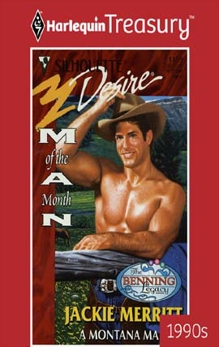 A MONTANA MAN, Merritt, Jackie