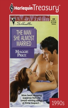 THE MAN SHE ALMOST MARRIED, Price, Maggie