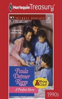 A PERFECT HERO, Riggs, Paula Detmer