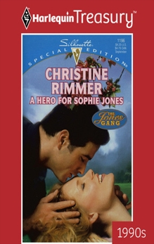 A HERO FOR SOPHIE JONES, Rimmer, Christine