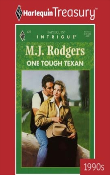 ONE TOUGH TEXAN, Rodgers, M.J.