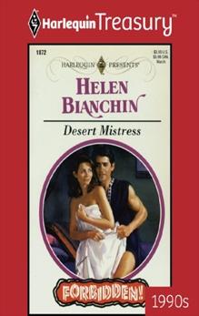 DESERT MISTRESS, Bianchin, Helen