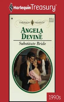 SUBSTITUTE BRIDE, Devine, Angela