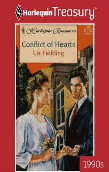 CONFLICT OF HEARTS, Fielding, Liz