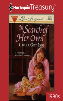 IN SEARCH OF HER OWN, Page, Carole Gift