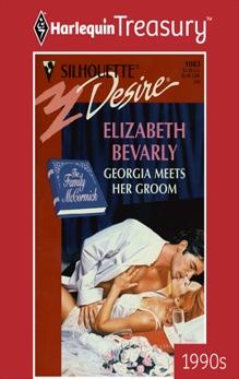 GEORGIA MEETS HER GROOM, Bevarly, Elizabeth