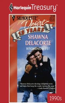 WYOMING WIFE?, Delacorte, Shawna