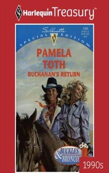 BUCHANAN'S RETURN, Toth, Pamela