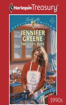 THE 200% WIFE, Greene, Jennifer