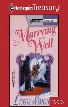 MARRYING WELL, Simons, Lynda