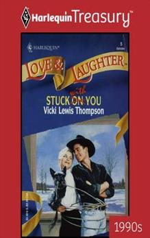 STUCK WITH YOU, Thompson, Vicki Lewis