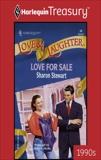 LOVE FOR SALE, Stewart, Sharon