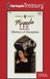 MISTRESS OF DECEPTION, Lee, Miranda