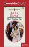 THEIR WEDDING DAY, Darcy, Emma