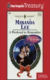 A WEEKEND TO REMEMBER, Lee, Miranda