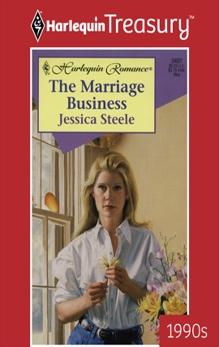 THE MARRIAGE BUSINESS, Steele, Jessica
