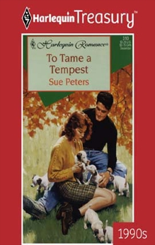 TO TAME A TEMPEST, Peters, Sue