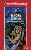 NOT BEFORE MARRIAGE!, Steffen, Sandra