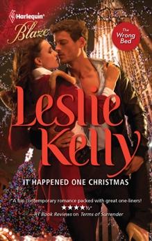 It Happened One Christmas, Kelly, Leslie