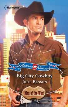 Big City Cowboy, Benson, Julie