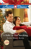 A Baby in His Stocking, Altom, Laura Marie