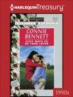 FIFTY WAYS TO BE YOUR LOVER, Bennett, Connie