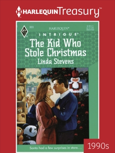 THE KID WHO STOLE CHRISTMAS, Stevens, Linda