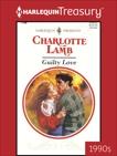 GUILTY LOVE, Lamb, Charlotte