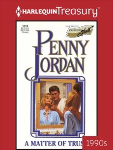 A MATTER OF TRUST, Jordan, Penny