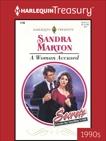 A WOMAN ACCUSED, Marton, Sandra