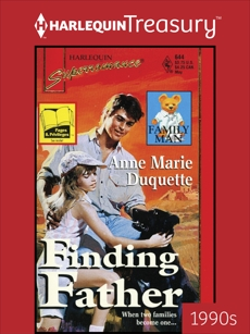 FINDING FATHER, Duquette, Anne Marie