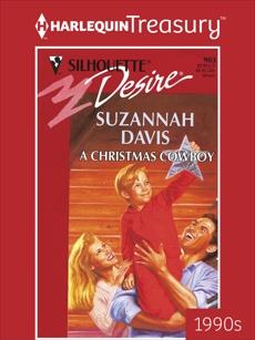 A CHRISTMAS COWBOY, Davis, Suzannah