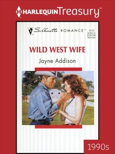 WILD WEST WIFE, Addison, Jayne