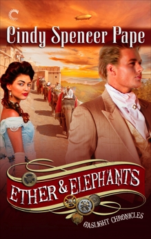 Ether & Elephants, Spencer Pape, Cindy