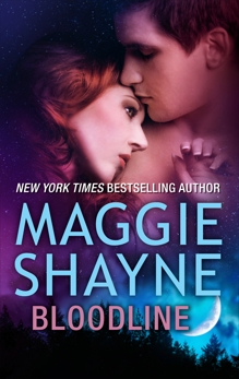 Bloodline: An Anthology, Shayne, Maggie