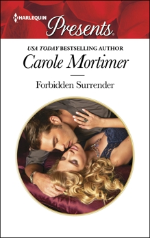 FORBIDDEN SURRENDER, Mortimer, Carole