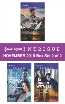 Harlequin Intrigue November 2015 - Box Set 2 of 2: An Anthology, Cassidy, Carla & Webb, Debra & Black, Regan & Long, Beverly