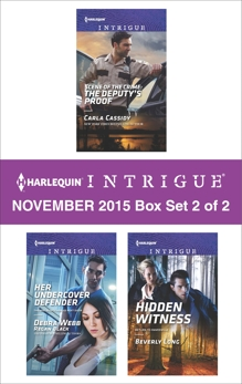 Harlequin Intrigue November 2015 - Box Set 2 of 2: An Anthology, Cassidy, Carla & Webb, Debra & Black, Regan & Long, Beverly