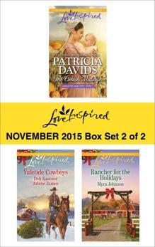 Love Inspired November 2015 - Box Set 2 of 2: An Anthology, Kastner, Deb & Davids, Patricia & Johnson, Myra & James, Arlene