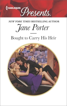 Bought to Carry His Heir, Porter, Jane