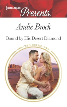 Bound by His Desert Diamond, Brock, Andie