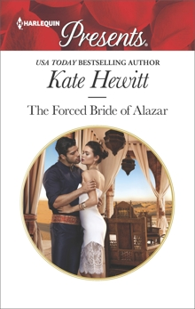 The Forced Bride of Alazar, Hewitt, Kate