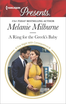 A Ring for the Greek's Baby, Milburne, Melanie