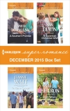 Harlequin Superromance December 2015 Box Set: An Anthology, Watt, Jeannie & Lohmann, Jennifer & Dixon, Nan & Hearon, Pamela