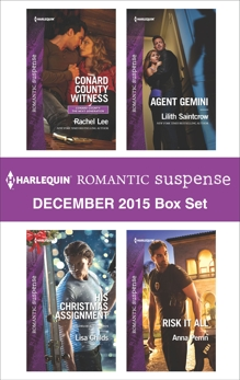 Harlequin Romantic Suspense December 2015 Box Set: An Anthology, Saintcrow, Lilith & Lee, Rachel & Childs, Lisa & Perrin, Anna