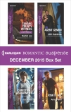 Harlequin Romantic Suspense December 2015 Box Set: An Anthology, Saintcrow, Lilith & Lee, Rachel & Childs, Lisa & Perrin, Anna
